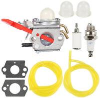 Carburetor with Ignition Coil For Stihl BG75 HS80 FS85 FS80 ZAMA C1Q-S66 Trimmer