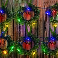 Waterproof Solar String Lights Outdoor for Christmas Home Garden Yard Porch Tree