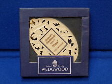 Wedgwood Season's Sentiments White Jasper Peace Edition 2 Christmas Ornament box