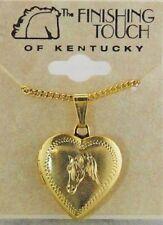 Finishing Touch Arabian Heart Locket