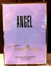 VINTAGE SPECIAL THIERRY MUGLER ANGEL THE REFILLABLE STARS 50ML FACTORY SEALED