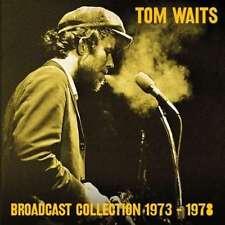 Tom Waits - Broadcast Collection 1973 - 1978 (7cd) NEW CD BOX SET