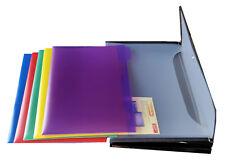 Organiser 5 Indexed Folder Inside Documents Organised Sewing Edge Expending File