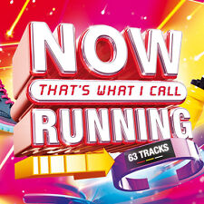 Now That's What I Call Running 2017 Various Artists 3cd