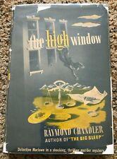 The High Window - Raymond Chandler - Tower Books Edition 1946