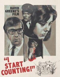 I Start Counting Blu-Ray Fun City Editions David Greene Jenny Agutter 1970