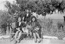 Negativo-Cute Girl-Girls-RAGAZZA-MESSINA - 1943-Sicilia-ITALIA - 1