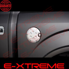 FORD 2009 2010 2011 2012 2013 2014 F150 F-150 CHROME FUEL TANK GAS DOOR COVER