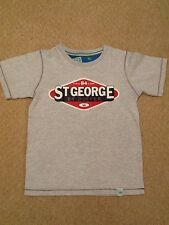 ST GEORGE DUFFER BOYS T SHIRT/TOP AGE 8