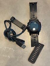 Garmin Fenix2 Watch Black S/N 2Aa102665
