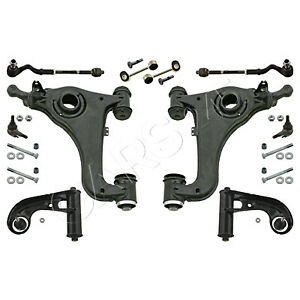 SWAG Front Axle N/S=O/S Control Arm Kit Fits MERCEDES W210 S210 2103203689