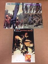 The Walking Dead #129 130 131 132 133 1st Whisperers attack 5 consecutive issues