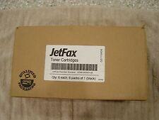 JetFax Toner Cartridge Six 6501-00000-00 Black New same as Oki 52106701 OkiFax