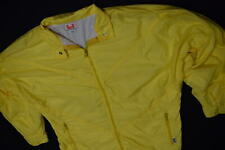 Trainings Jacke Sport Bad Taste Track Top Windbreaker Nylon 90s Vintage Paris 40