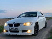 RARE BMW ALPINA D3 BITURBO  Coupe Number 68 -12 Moths 6speed Manual/2xKeys/M3/M4