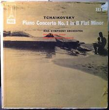 Hansen Sawallisch - Tchaikovsky Piano Concerto No. 1 B-Flat Minor Paris LP VG