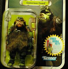 Star Wars ROTJ Vintage Retro 2010 VC21 Gamorrean Guard Jabba's Palace MOC Figure