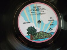 NICK DRAKE PINK MOON PINK RIM  VINYL LP RETRO BOWL HIGH QUALITY IDEAL GIFT