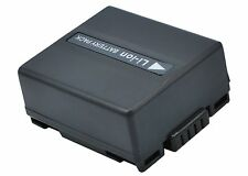 Premium Battery for Panasonic NV-GS180EF-S, VDR-D160EB-S, VDR-M70, NV-GS50B NEW