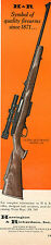1969 Print Ad of Harrington & Richardson H&R Ultra Automatic Model 360 Rifle