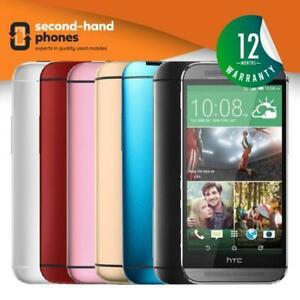 HTC One M8 - 16GB 32GB - All Colours - UNLOCKED