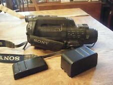 Sony Model Ccd-Fx420 Video 8 Untested Camera Recorder Handycam