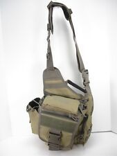 NEW YUKON OUTFITTERS EXPLORER SIDE PACK OLIVE DRAB MG14262TT BACKPACK
