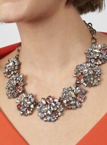 Women's Pink Angelia Statement Necklace Baublebar
