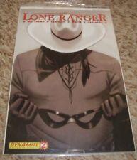 THE LONE RANGER #2B VARIANT NM Dynamite Entertainment 2006 series