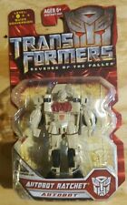 Transformers 2009 Revenge of the Fallen (ROTF) Legends Class: Autobot Ratchet