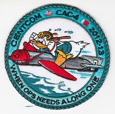 CAC-4 VP-40 CENTCOM 2012-2013 WHEN OPS NEEDS A LONG ONE PATCH