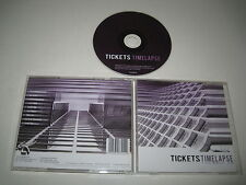 TICKETS/TIMELAPSE(TIMECODE/TCCD019)CD ALBUM