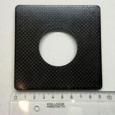 Graflex lens board for cameras 4x5 inches