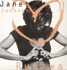 JANET JACKSON - Runaway / When I Think Of You - A&M - AMPRO 00083
