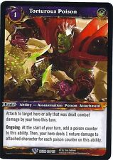 2x World of Warcraft WoW TCG WASTELAND TALLSTRIDER Card Very Light Play