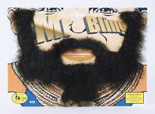 80s Mr T Ba Baracus A Team Film TV Tash Moustache And Beard Fancy Dress Costume