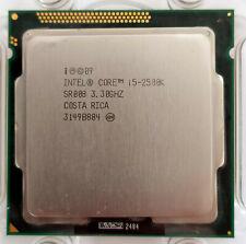 Intel Core i5-2500 2500K - 3.3GHz Quad-Core procesador (BX80623I52500K)