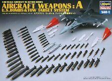 Hasegawa 1/48 US Aircraft Weapons A X48-1 New