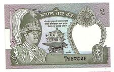 Nepal  2 rupees   1981  sign 11   FDS UNC   Pick 29 b   Lotto 3129