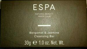 ESPA 5pc - 30g Soaps Bergamot And Jasmine gift
