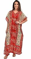 New Long Kaftan dress Hippy Boho Maxi,One Size Plus Women Caftan Top Dress Gown