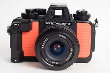 Nikon Nikonos V camera w/ LW-Nikkor 28mm f2.8 EXCELLENT