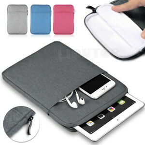 """Tablet Sleeve Pouch Bag Case For Samsung Galaxy Tab A 10.1"""" 2019 S5e S4 S6 10.5"""""""