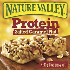 Nature Valley Salted Caramel Protein Bar 160g