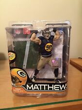 MCFARLANE NFL Green Bay Packers Clay Matthews CL #/900 Series 28