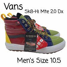 New listing Vans Sk8-Hi MTE 2.0 Dx Multi Black Size US 10.5 Men's New