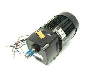 NEW BODINE ELECTRIC 48R6BFPP-F2 GEARMOTOR 1/2HP 230/460V 10:1 140/170 RPM