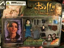 Buffy The Vampire Slayer New Mint Jenny Calendar Series 2 Palz Figure