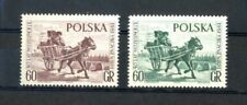 Poland 1961 Stamp Day, SG 1258 and 1259, full set, MNH, lovely condition