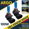 Hb3 100w Xenon Super Blanc Haut / Feu de Route Phare Ampoules 9005 12v Hid Vif